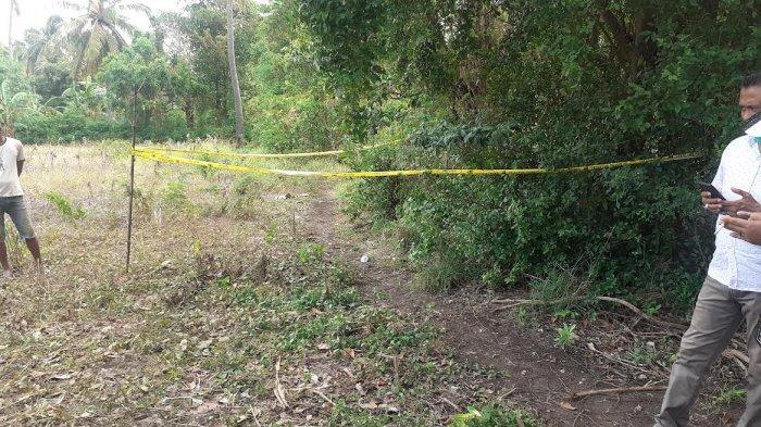 BREAKING NEWS; Warga Pabiringa Jeneponto Digegerkan Penemuan Mayat