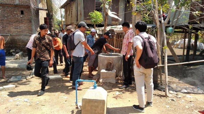 Tim Inovasi Kunjungi Desa Batara Pangkep, Tujuannya?
