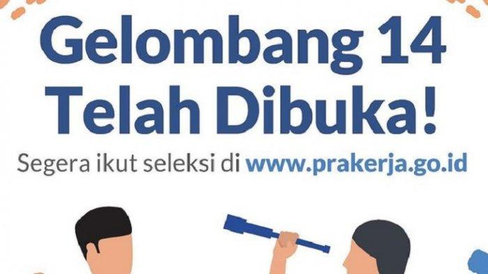 TIPS Lolos Kartu Prakerja Gelombang 14 Lengkap Cara Daftar Kartu Prakerja di www.prakerja.go.id