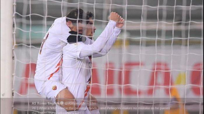 Kandaskan Parma, AS Roma Tantang Juventus di Perempat Final Coppa Italia