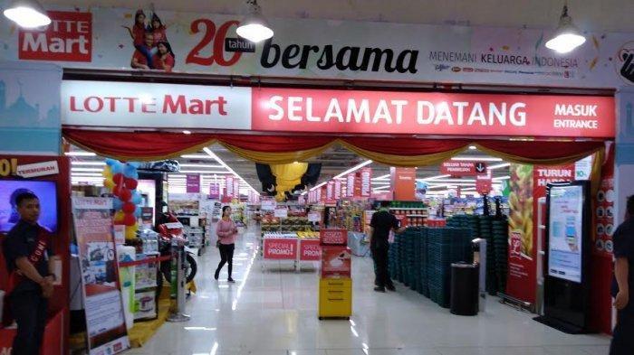 Sirup Banting Harga di Lotte Mart Panakkukang