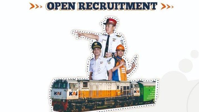 Lowongan Kerja BUM PT Kereta Api Indonesia Banyak Posisi, Terima Lulusan SMA hingga S1, Cek Syarat