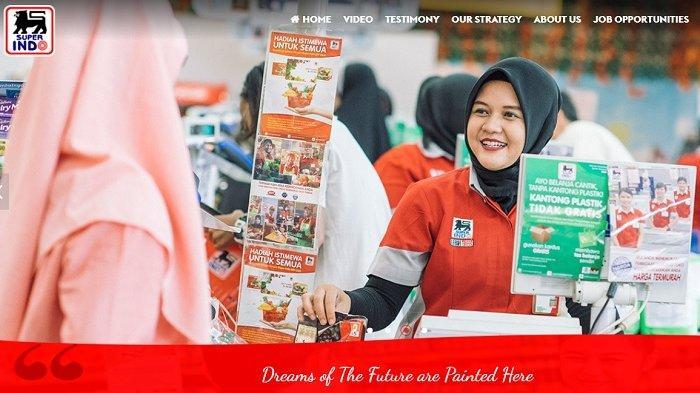 Lowongan Kerja - Super Indo Cari Karyawan Baru Banyak Posisi, Terima Mulai Tamatan SMA SMK Sederajat