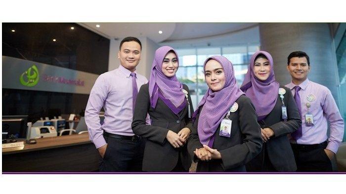 Lowongan Kerja Terbaru 2021 Bank Muamalat Cari Karyawan Baru Terima Tamatan Sma Smk Cek Syaratnya Tribun Timur