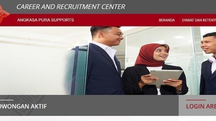 Lowongan Kerja Terbaru PT Angkasa Pura Support Tamatan SMA SMK, Minat? Daftar di Link Resmi Berikut