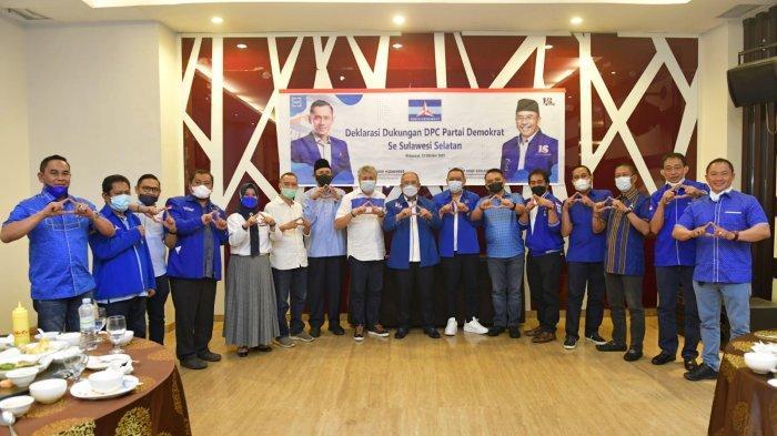 Jagokan IAS Dibandingkan Ni'matullah, Berikut 14 Ketua DPC Demokrat Sulsel yang Inginkan Ketua Baru