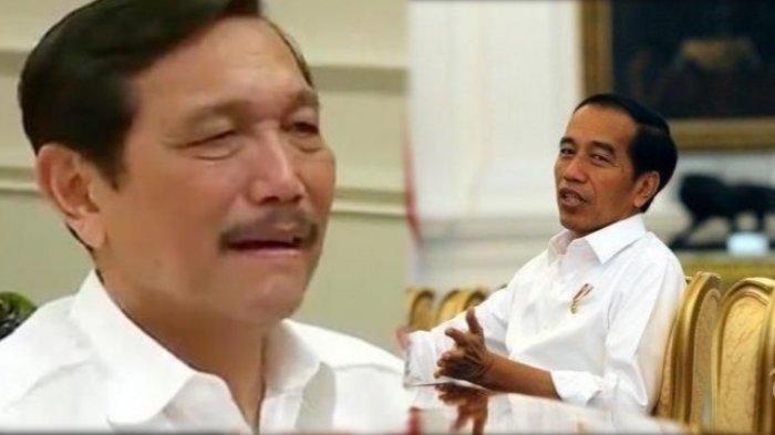 Tak Banyak yang Tahu, Curhat Jokowi Dibongkar Luhut Pandjaitan, Ingat Latar Belakangnya di Solo