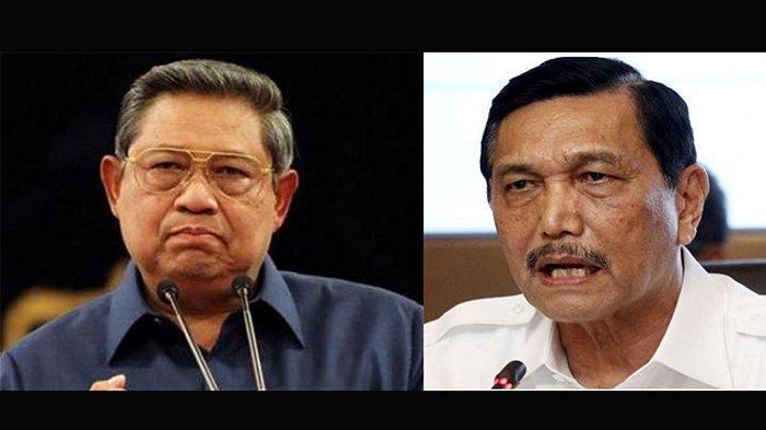 Inilah Pernyataan Luhut Panjaitan yang Minta SBY Tiru BJ Habibie Buat Politisi Demokrat Bereaksi