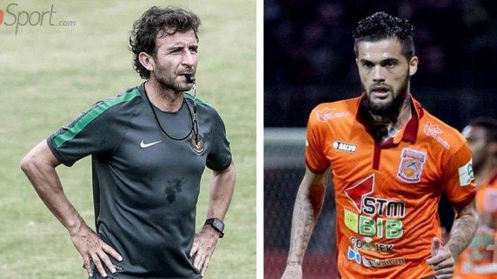 Bursa Pemain Liga 1 2021, Ini Sinyal Kuat Diego Michels ke PSM, Luis Milla Digadang Gabung Persija