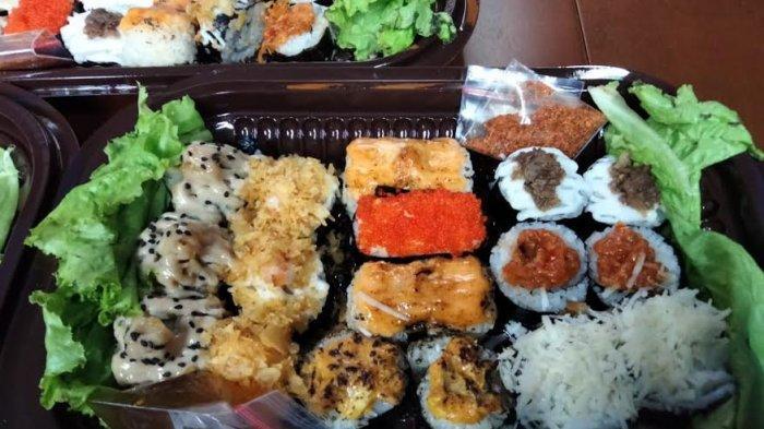 Lulo Makassar Hadirkan Sushi Cake Ekonomis yang Bikin Nagih, Tren Kue Ultah Baru Mulai Rp 60 Ribuan