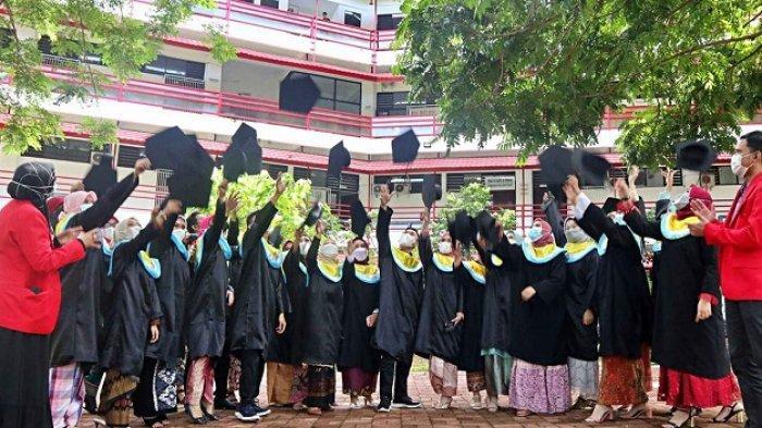 Unhas Cetak 181 Dokter Baru Periode Juni 2021, Dekan FKG: Tenaga Medis Masih Kurang