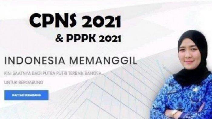 Penjelasan Resmi Tahapan dan Rekrutmen CPNS 2021, Penerimaan Daerah Lebih Banyak dari Formasi Pusat