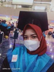 Profil Haryati, Lulusan Terbaik Fakultas Pertanian Unismuh Makassar Wisuda ke-72