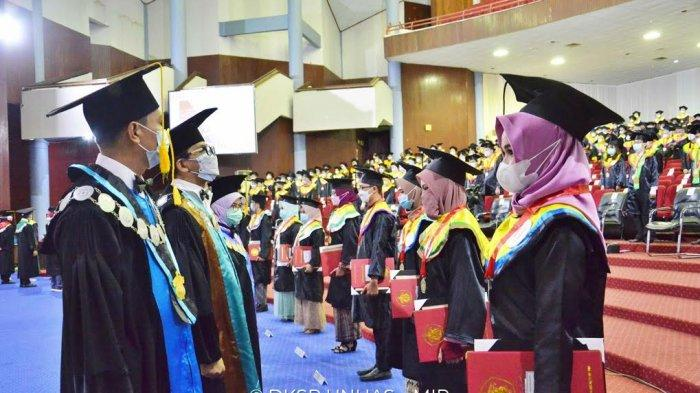 Daftar Lulusan Terbaik Unhas Wisuda Periode IV Tahap I TA 2020/2021
