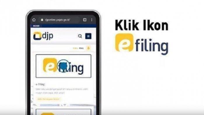 Lupa EFIN? Segera Lapor SPT Tahunan Sebelum 31 Maret 2021, Login djponline.pajak.go.id
