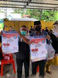 Kampanye di Donri-Donri, Lutfi Halide Yakinkan Warga Soppeng Pilih Pasangan Akar-LHD