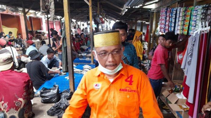 Menjelang Debat Kandidat Pilkada Pangkep, Lutfi Hanafi Lakukan Ini di Padang Lampe