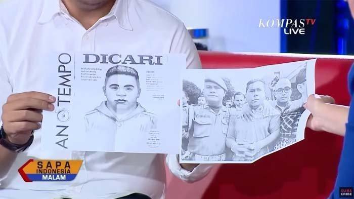 Mabes Polri Tak Bisa Jawab Soal Kemiripan Penyerang Novel Baswedan dengan Sketsa dari Tito Karnavian