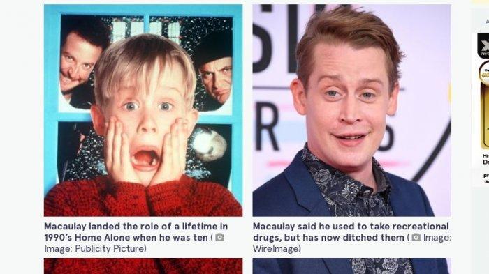 Masih Ingat Macaulay Culkin? Terkenal karena Film Home Alone, Begini Kehidupannya di Usia 41 Tahun?