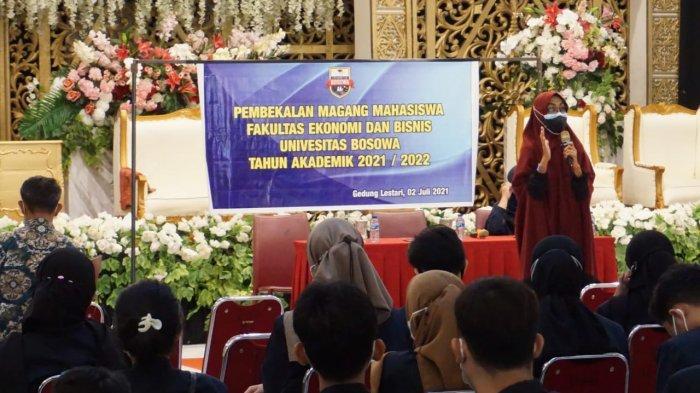 264 Mahasiswa FEB Unibos Magang di 40 Perusahaan, Termasuk BUMN dan Kantor Pemerintahan