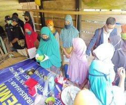 KKN PPM Unibos Bantu Pengembangan Produk Rumput Laut di Pinrang
