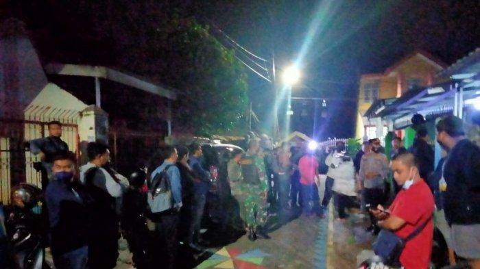 BREAKING NEWS: Mahasiswi Unhas Ditemukan Tewas Tergantung dalam Rumah di BTP Makassar