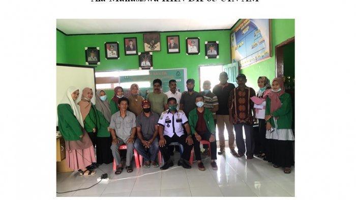 Mahasiswa KKN DK 65 UIN Alauddin Desa Komba Luwu Gelar Seminar Program Kerja