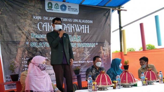 Mahasiswa KKN UIN Alauddin Gelar Camp Dakwah di Sinjai