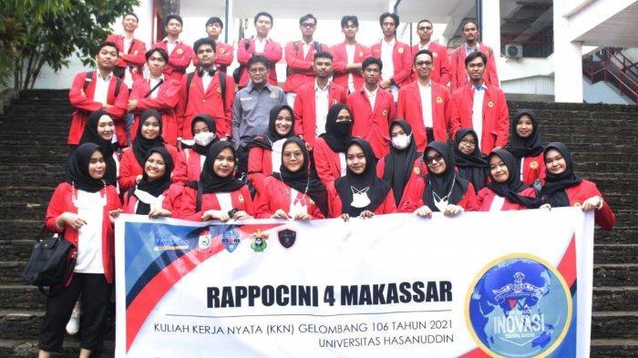 Mahasiswa KKN Unhas Rappocini 4 Gelar Seminar Program