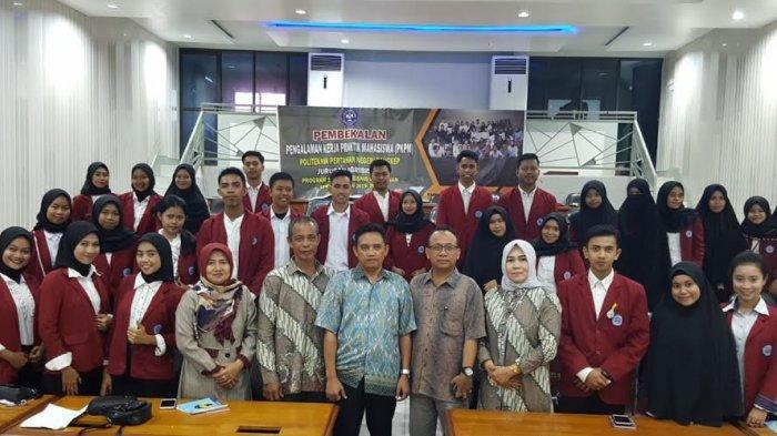 60 Mahasiswa Politani Pangkep Ikuti Pembekalan Sebelum PKPM, Ini Tujuannya
