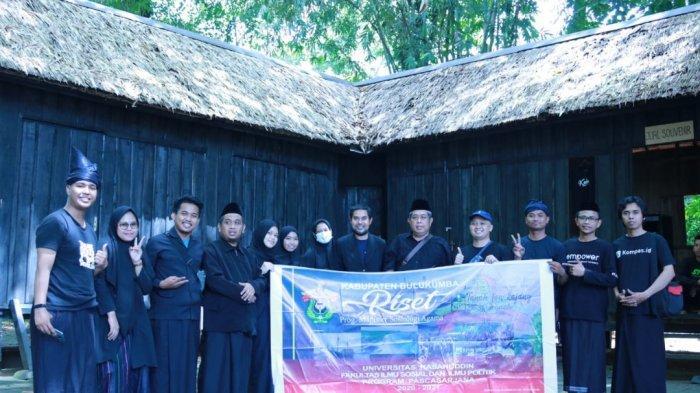 Mahasiswa Magister Sosiologi Unhas Riset Sosial Keagamaan di Kajang, Target Ungkap Peran Ammatoa