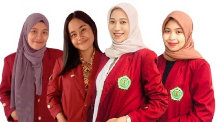 Mahasiswa Stifa Makassar Bikin Larutan Antiseptik Scaling Gigi dari Daun Yodium
