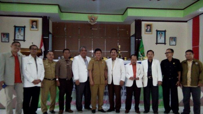 535 Mahasiswa Unanda Palopo KKN di Luwu Utara