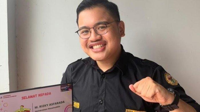 Mahasiswa FKep Unhas Raih Best Presenter dan Best Video di UIN Syarif Hidayatullah