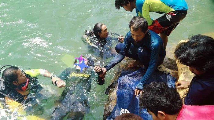 Mahasiswi Universitas Megarezky Tewas Tenggelam di Air Terjun Tompobulu, Ditemukan Setelah 24 Jam