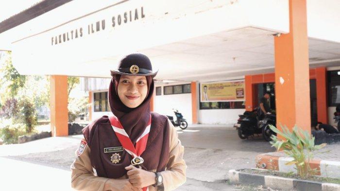 Kenalkan Siska Irdawanti, Mahasiswa UNM Lolos Pengembangan Desa Kemendikbud