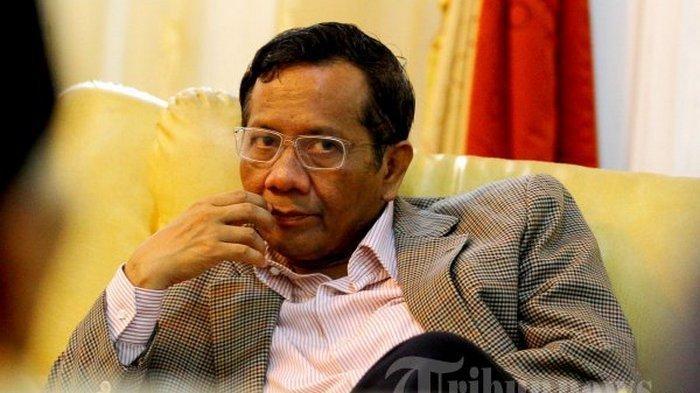 Mahfud MD Dipaksa Mundur dari Menteri Jokowi, Dihubungkan dengan KPK, Komentarnya Menohok