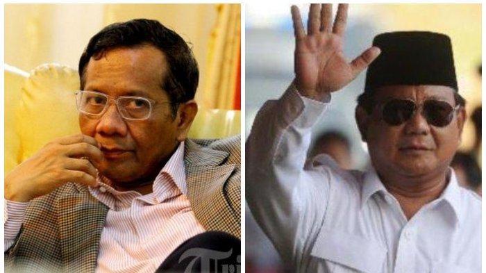 Mahfud MD Komentari Prabowo Subianto Disebut Menteri Kinerja Terbaik Padahal Sering ke Luar Negeri