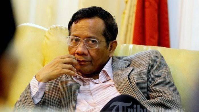 Mahfud MD Panggil KSAD Jenderal Andika Perkasa, Kepala BIN dan Ketua KPK, Bahas Kerjaan Prabowo
