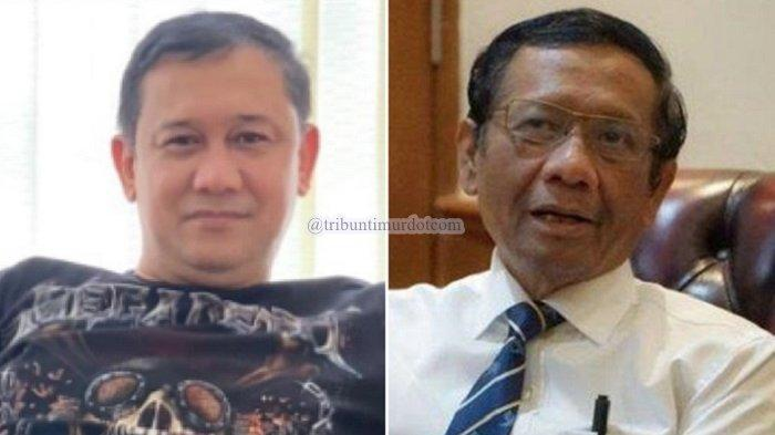 Mahfud MD Nonton Ikatan Cinta saat PPKM, Denny Siregar ...