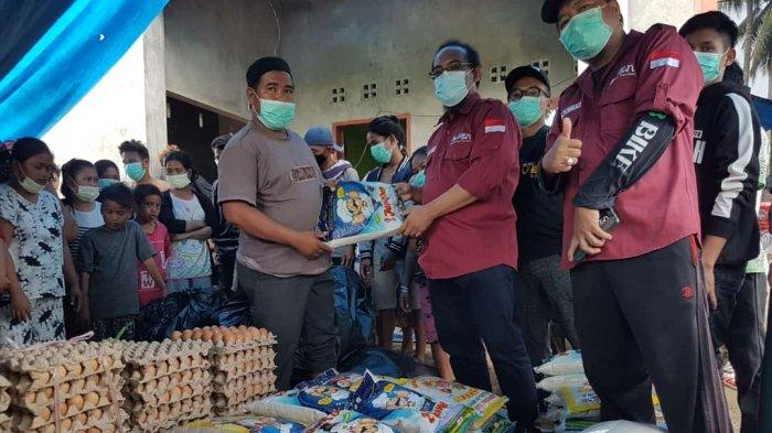 MahtanCare Kembali Salurkan Obat-obatan dan Makanan Bayi untuk Korban Gempa Sulbar