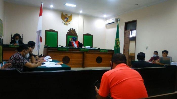 Majelis Hakim Tolak Permohonan Pra Peradilan Tersangka Korupsi BOK Dinkes Bulukumba