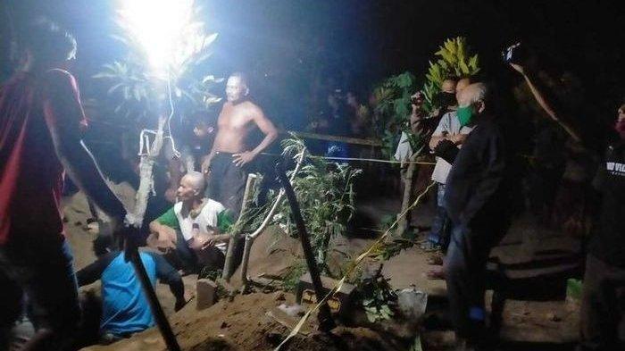 Kuburan Wanita di Jombang Ini Dibongkar Secara Misterius, Kain Kafan Hilang, Baru Sehari Dikuburkan