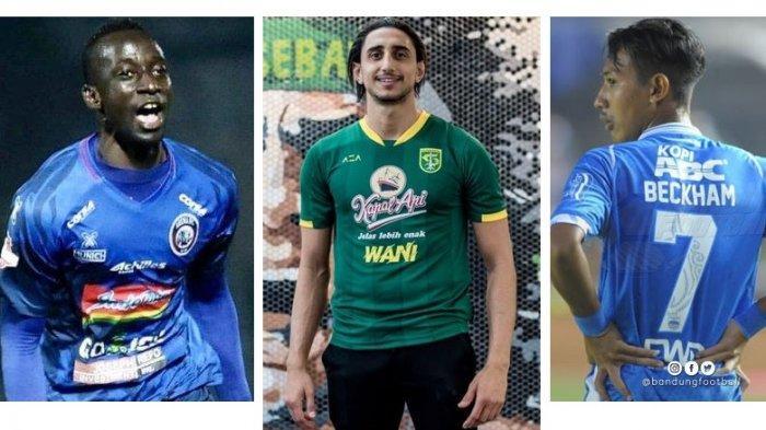 Bursa Transfer - Arema FC Gaet Suksesor Makan Konate, Asing Persebaya Mahmoud Eid, Beckham Persib?