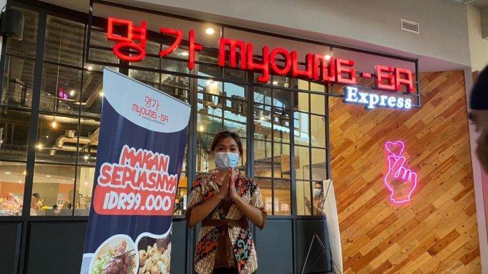 Hanya Rp 99 Ribu Bisa Makan Sepuasnya di Myoung Ga Nipah