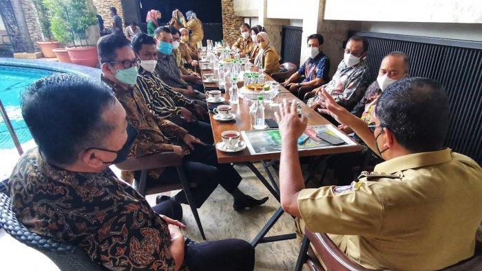 MCC Audiensi ke Walikota Makassar, Bahas Jalur Bersepeda yang Tertib dan Aman