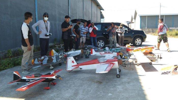 Salurkan Hobi Terbangkan Pesawat Remote Control dengan Bergabung di MHAC