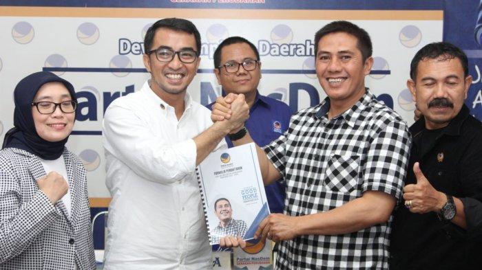 8 Balon Wali Kota Makassar Lengkapi Berkas di Nasdem, None, Appi, Danny, UQ Belum