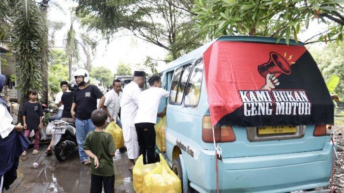 Klub Makassar Racing dengan motto Kami Bukan Geng Motor