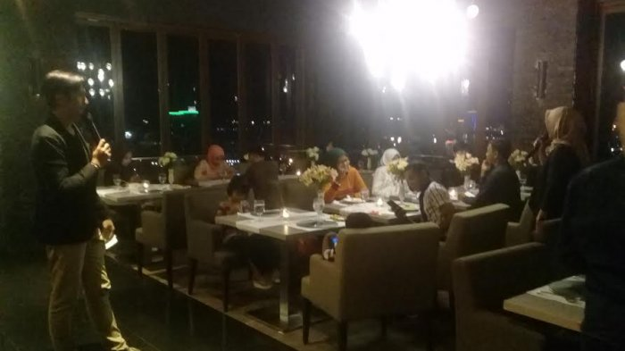 Hari Pelanggan, Astra Motor Makassar Jamu Makan Malam Pelanggan Setia